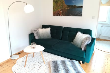 Apartment for active and nature loving people.
