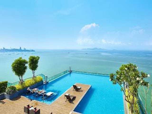 PATTAYA North Seaview Condo --VANTONE HOME +