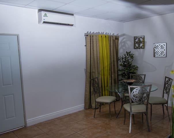Luxury 2-Bedroom Flat in Woodbrook