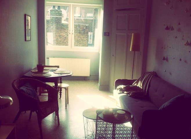 Charmant T2 - 41m² - Wazemmes - Lille - Apartamento