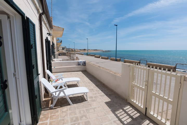 Tacito, apartment with sea view