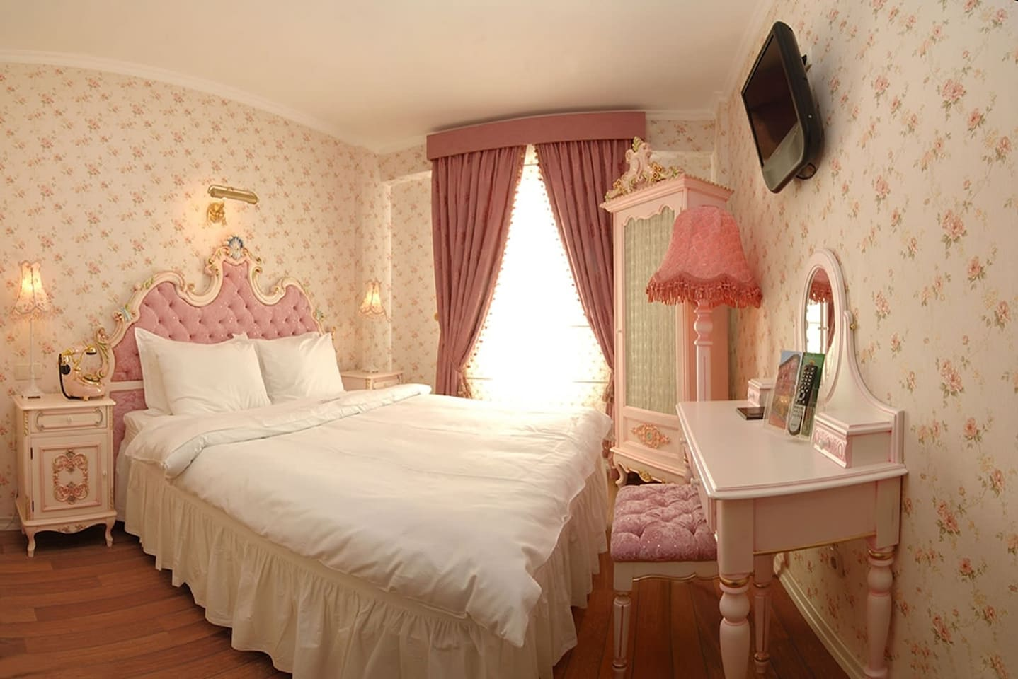 Inga Room Pink Dreams