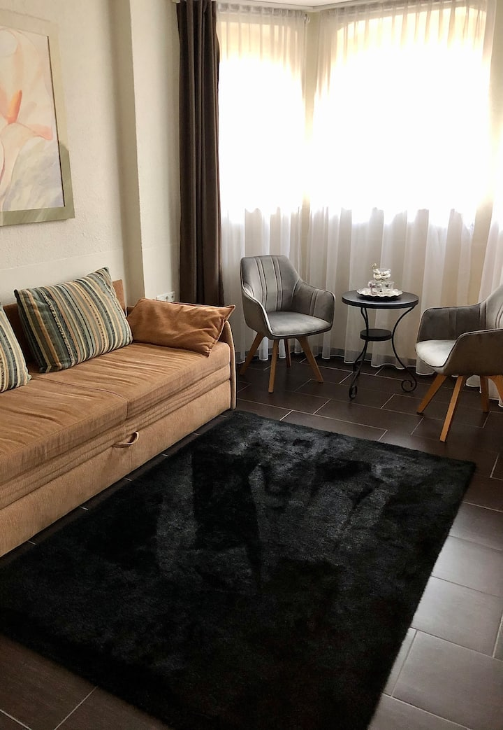 Apartment-Weinbergblick-Standard-Private Bathroom-Garden View