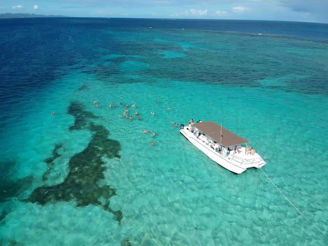 Our 45 feet catamaran