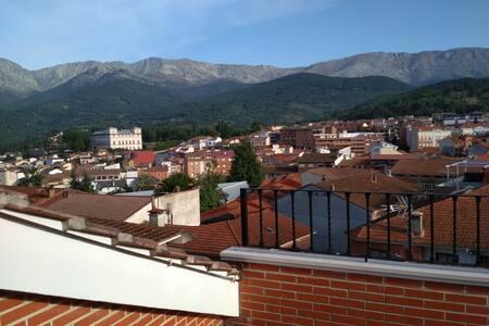 Apartamento con vistas a la Sierra de Gredos
