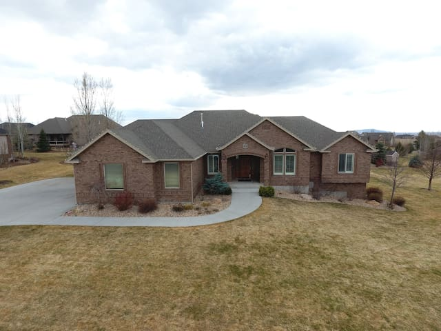 GREAT HOME WITH IDEAL YARD FOR SOLAR ECLIPES - Rexburg - Dom