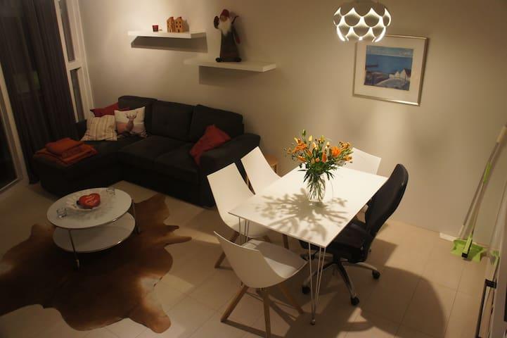 A modern apartment, great location - Reikiavik - Departamento