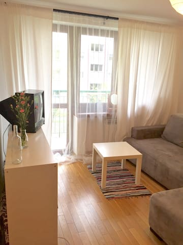 Single room in a flat