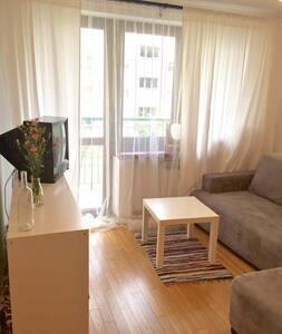 Single room in a flat - Łódź Voivodeship - 船