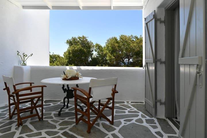 Santa Flora 3 Bedroom House – Parikia's Edge