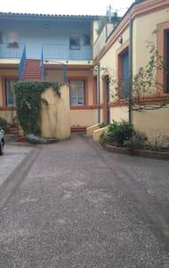 Chambre Centre Toulouse 2min gare - Tolosa - Pis
