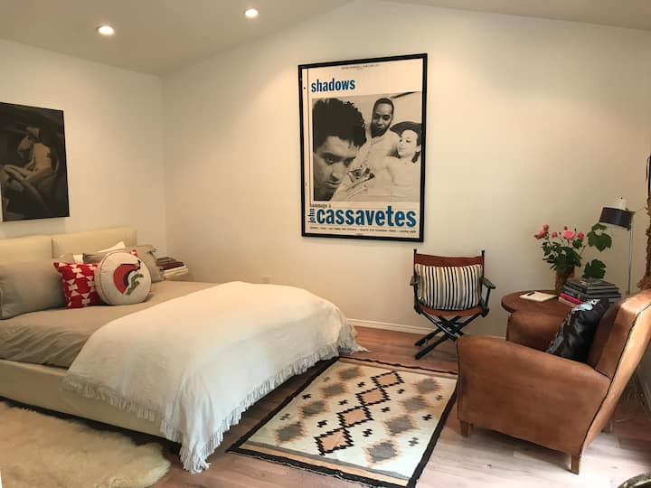 Romantic Casita-walking distance to park