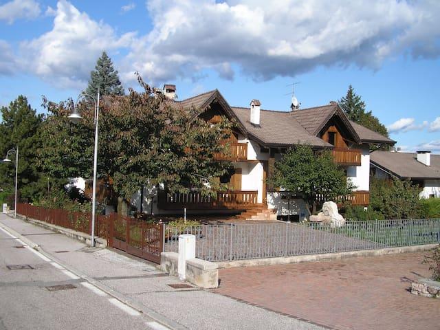 Appartamento Casa Livio Tonidandel