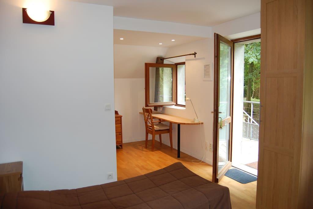 Chambre d 39 h tes au parc historique de m ridon guesthouse for Chambre d hotes frankrijk