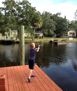 Florida Waterfront Family Getaway - New Port Richey