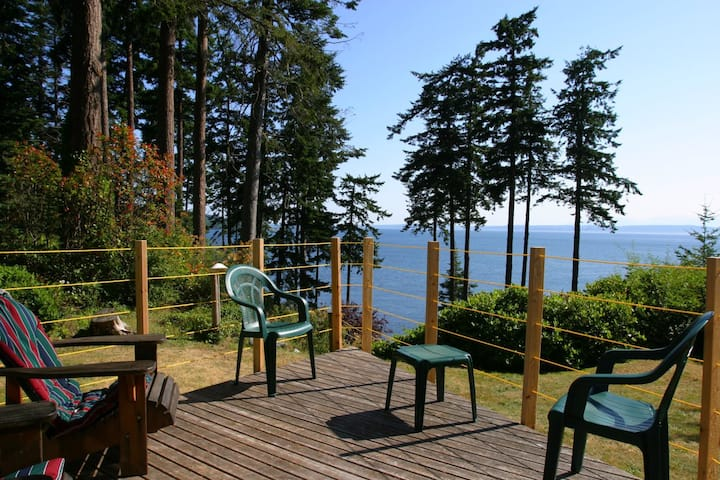 Secluded getaway with panoramic view and beach access (132) - 132