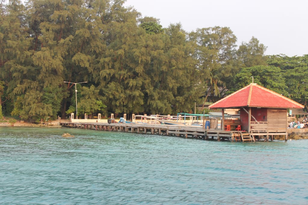our own jetty