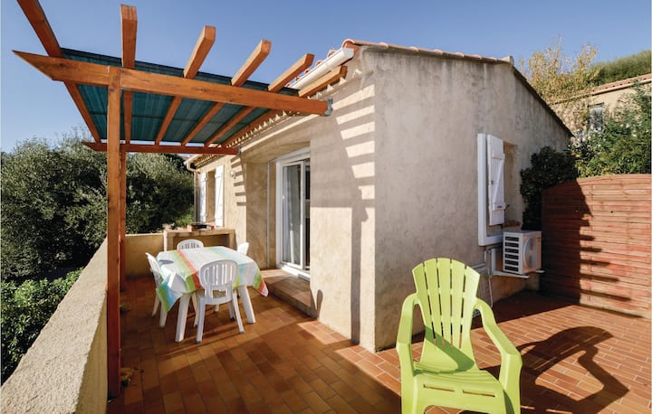 Holiday apartment with 1 bedroom on 37m² in Ile Rousse