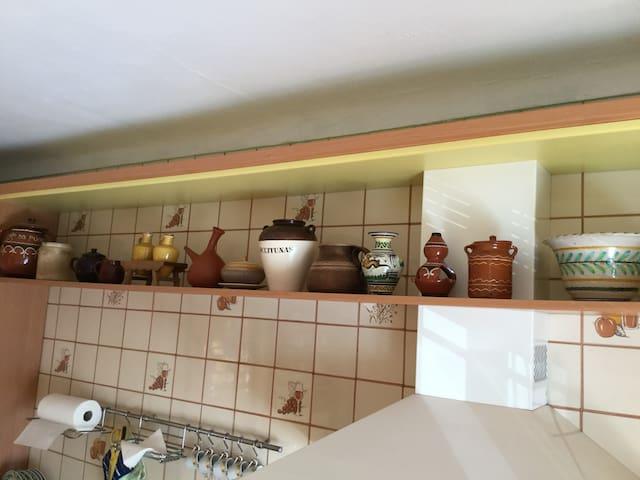 Apartamento turístico en Fuenteheridos (Huelva) - Fuenteheridos - Lägenhet