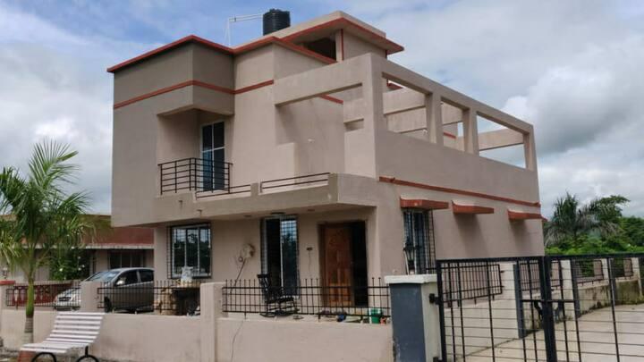 Aashirvaad Villa (Spacious 3BHK near Mumbai)