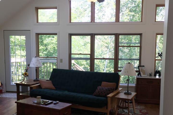 Spacious Country Studio