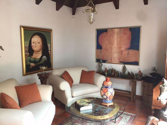 Casa de Lujo Villa Antigua (Antigua Guatemala) - Antigua Guatemala - Casa