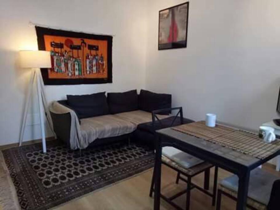 Zona giorno (living room )