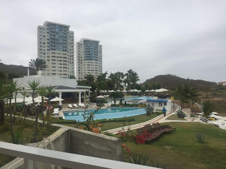 Exclusiva Suite frente al mar en Alquiler, Playas