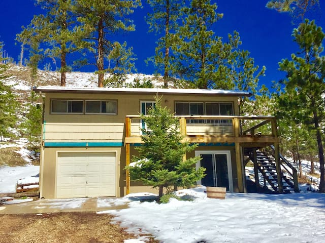 *TERRY PEAK BUNGALOW* 1/2 mile from skiing!