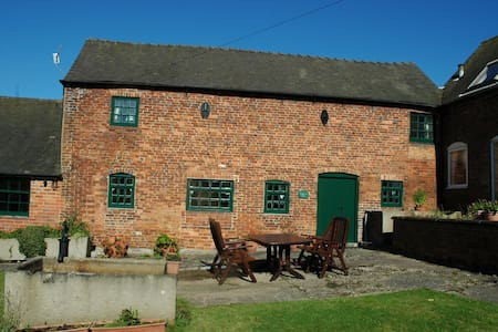 Woodcock Barn - Holiday Cottage - Fenny Bentley - 獨棟