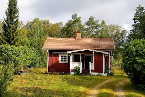Lovely cottage for nature lovers and rallye fans
