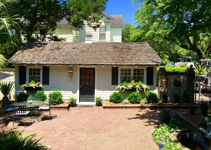 Historic Guest Cottage: Georgetown, SC