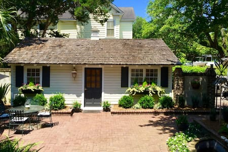 Historic Guest Cottage: Georgetown, SC - Джорджтаун - Дом