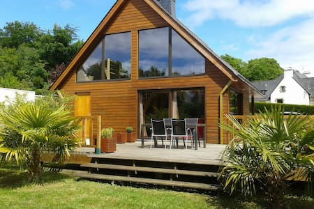 House - 40 km from the beach - Mûr-de-Bretagne