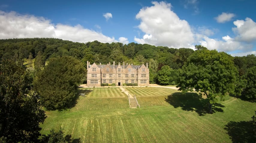 Luxury Manor House In Dartmoor with Pool & Spa - Christow - Castle