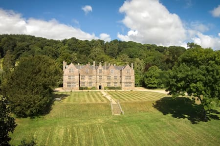 Luxury Manor House In Dartmoor with Pool & Spa - Christow - Замок