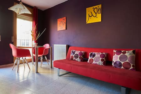 Centrally located Manresa charm - Manresa - Wohnung