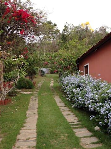 Agradável  sítio no Mulungu, perto de Guaramiranga