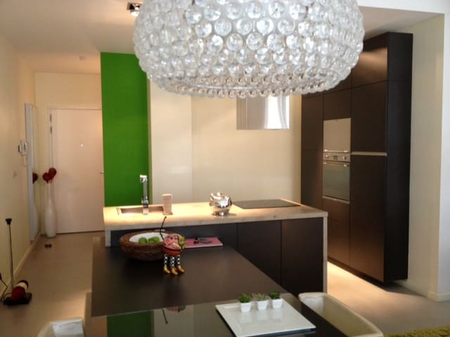 nice loft in the center of Brussels - City of Brussels - Apartment