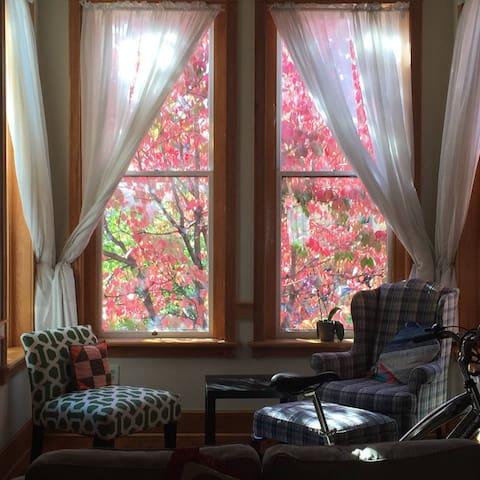 Room in centrally located house, Logan Circle - Washington - Talo