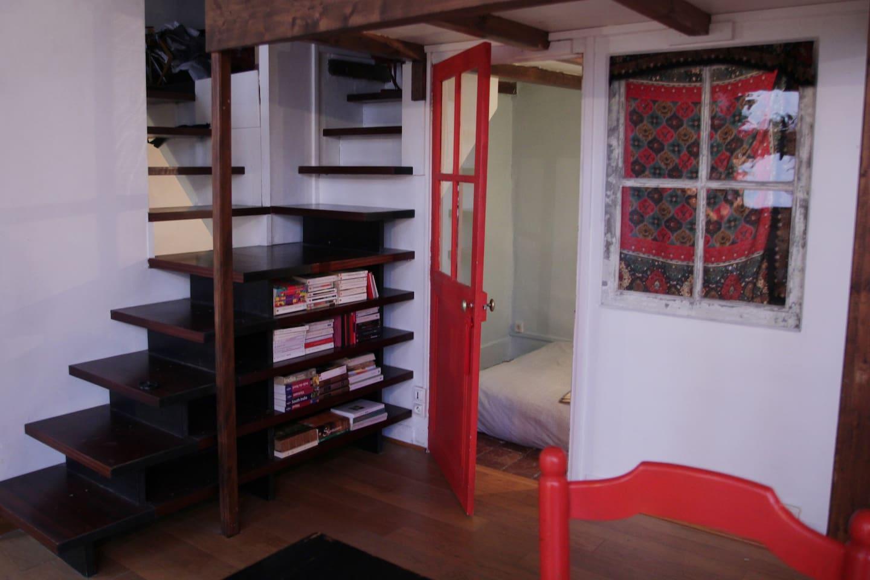 Appartement Calme / Croix Rousse