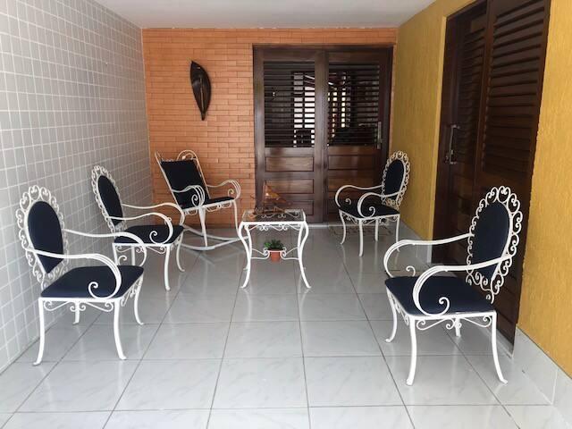 Casa duplex no Bessa