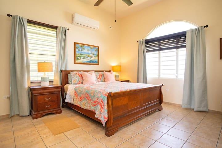 Bedroom #1 Ocean View