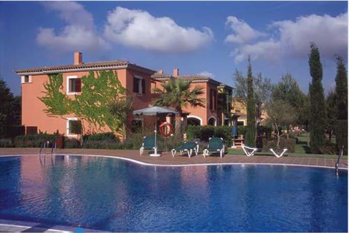Mallorca Marriott's House & Golf 5*