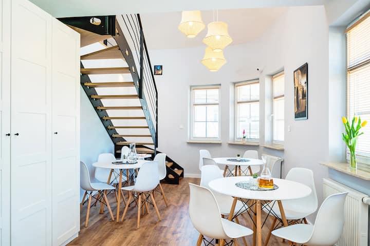 M4 Apartamenty GKM Lublin 4 sypialnie z łazienkami