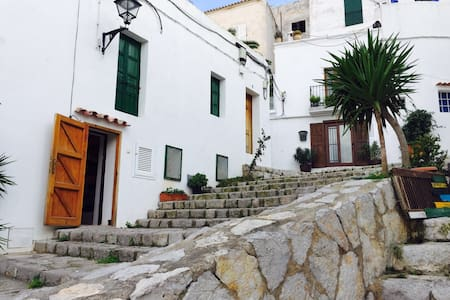 Room with private bathroom in Dalt Vila Ibiza - eivissa
