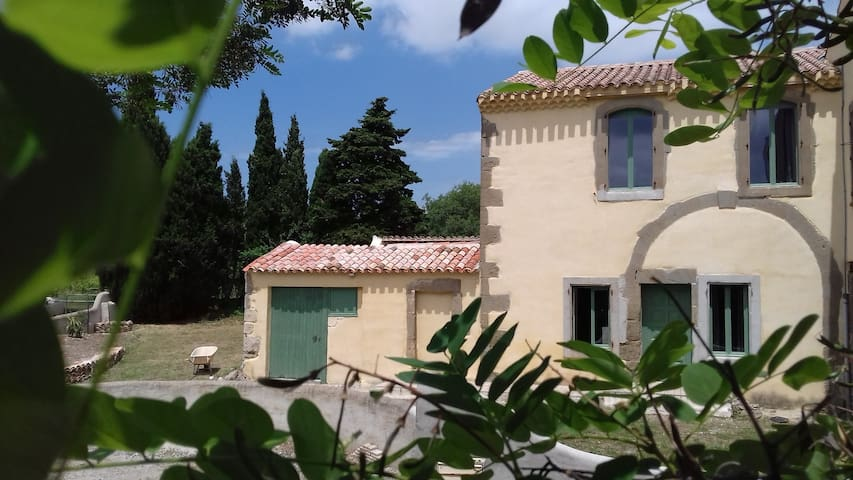 Exclusive old stone house with private  pool
