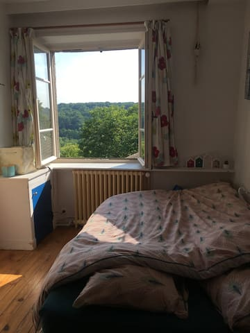 Chambre avec vue/Bedroom with view RYDER CUP