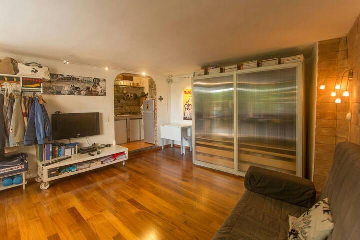 Monolocale cozy studio Baglioni's