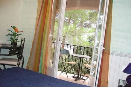 lalibran chambre amandier - Pierrefeu-du-Var